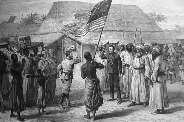 Ливингстон и Стэнли: одна Африка на двоих