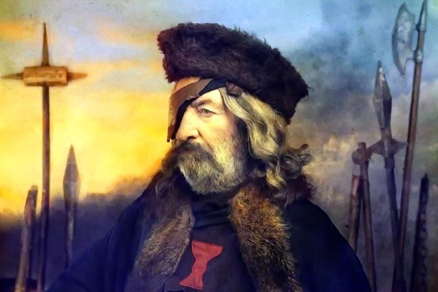 Ян Жижка: страшный слепец