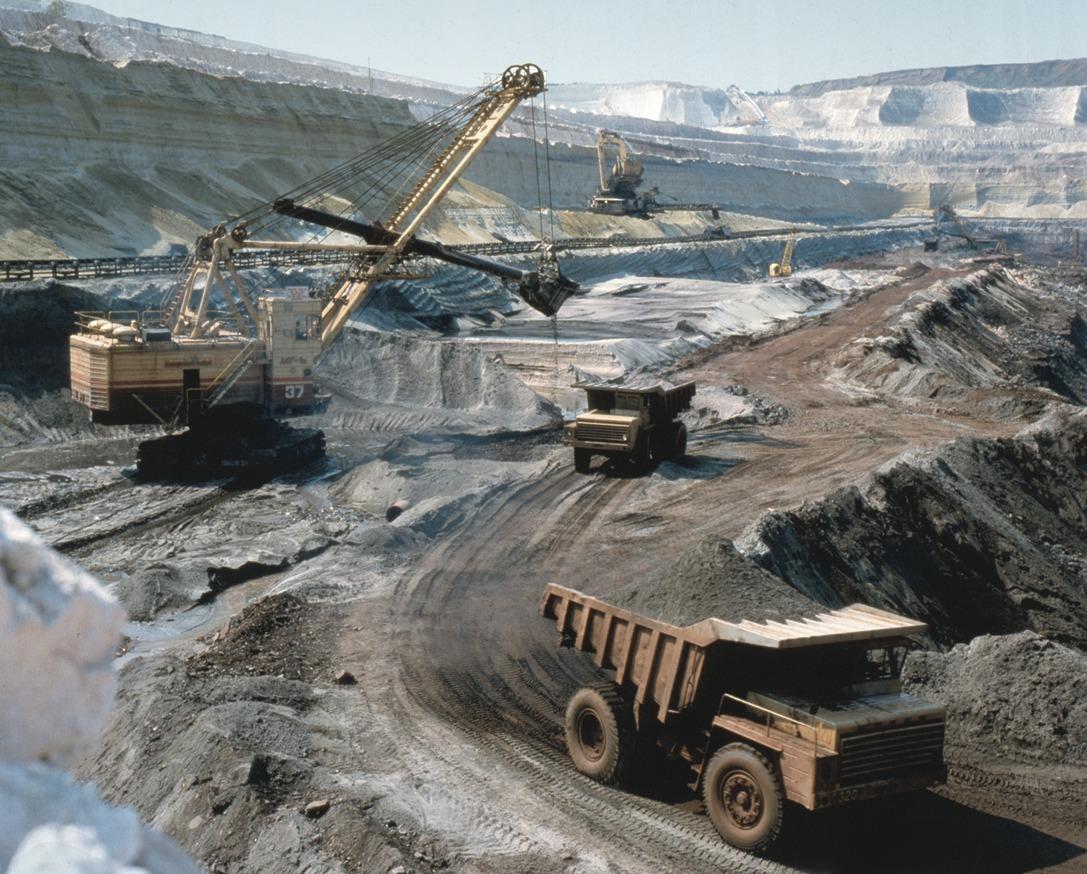 Как возникли залежи металлических руд? Попробуем разобраться...