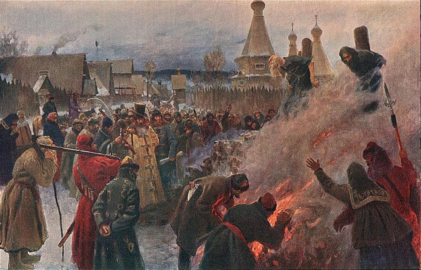 Ереси на Руси: тысячелетняя борьба