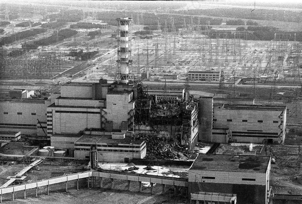 Весь ужас Чернобыля