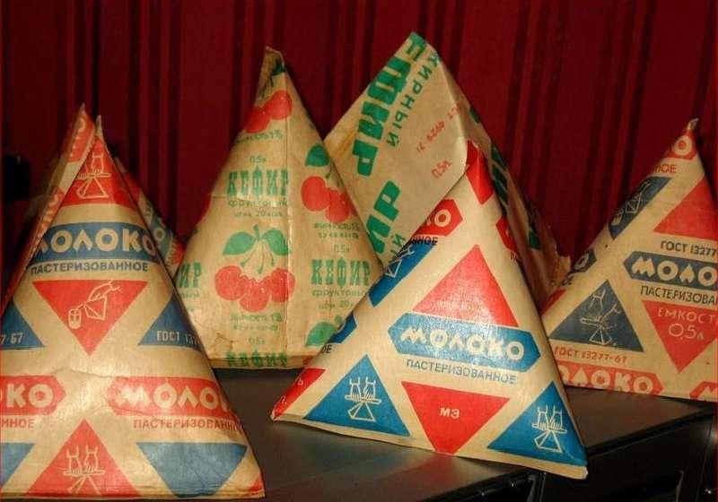 Тайны молочной пирамиды