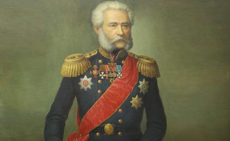 Петр Анжу - русский адмирал с французской фамилией