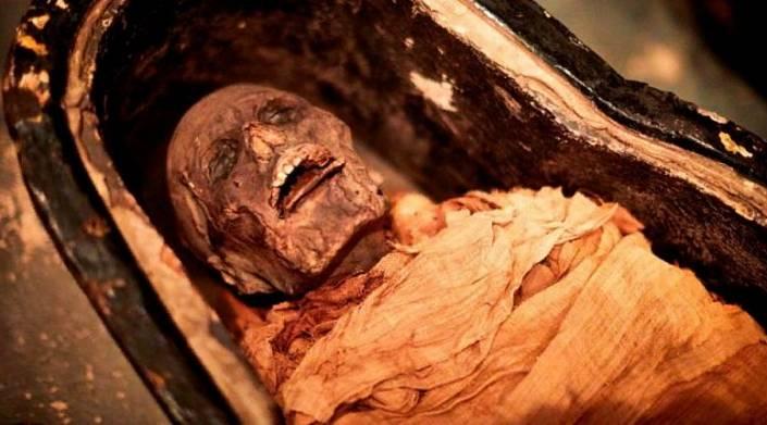 Ученые услышали голос древней мумии