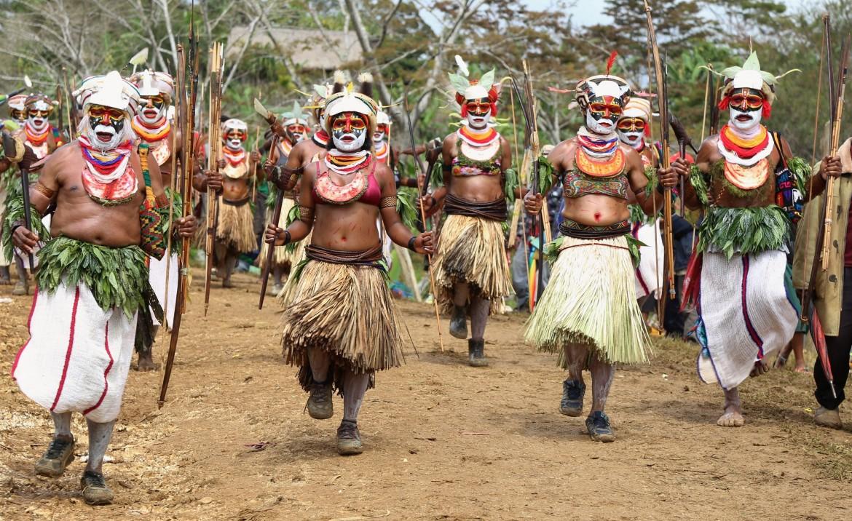 Папуа - Новая Гвинея - государство сотен языков