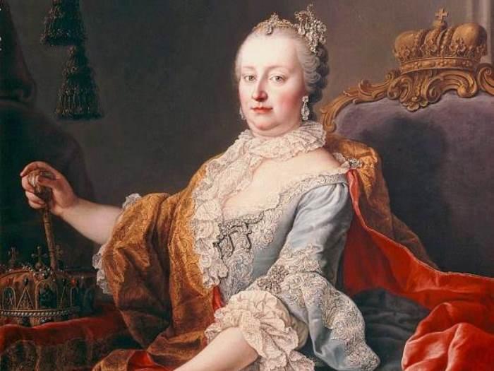 Мария Терезия - «честь своему трону, и своему полу»