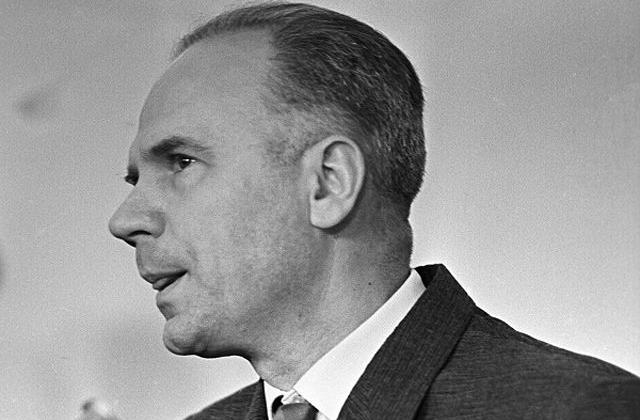 Олег Пеньковский - самый знаменитый предатель эпохи СССР