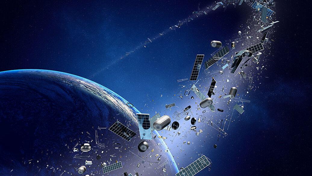 Беспорядок на орбите и как с ним бороться
