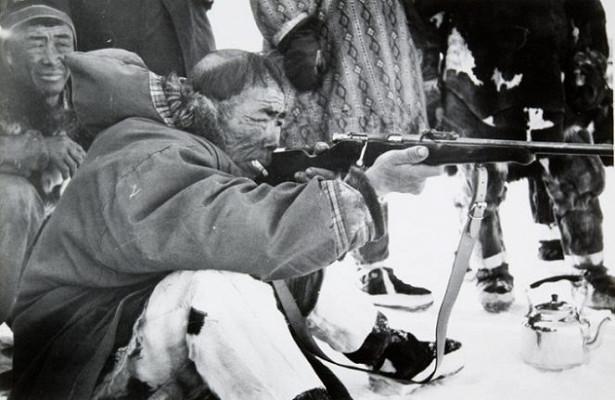 Чукчи против эскимосов - на передовой холодной войны