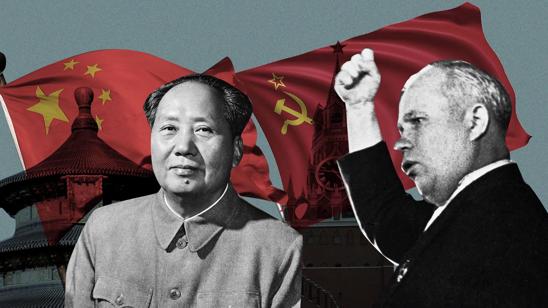 Красный раскол. Как поссорились Хрущев и Мао