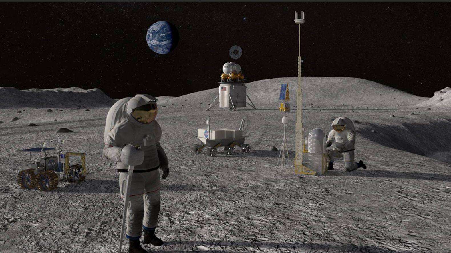 Возвращение на Луну: кооперация, конкуренция или новая гонка?