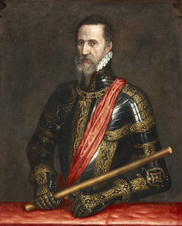 Герцог Альба - инквизитор в доспехах