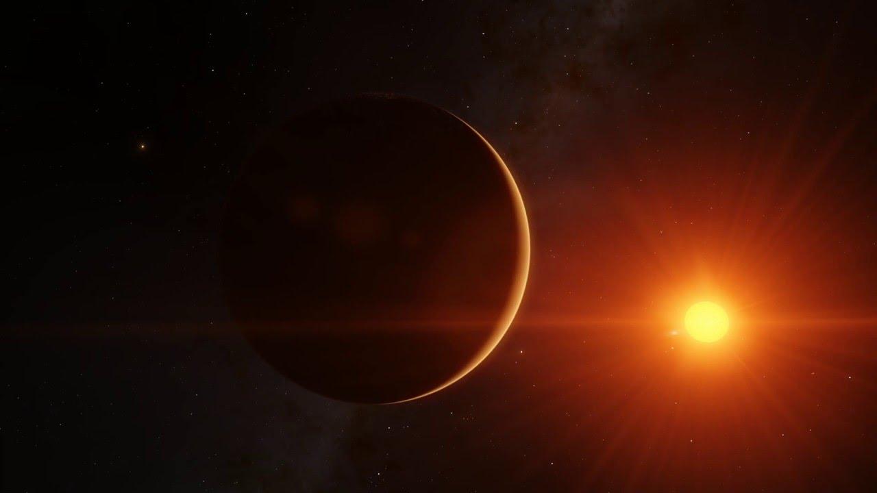 У звезды Барнарда найдена планета
