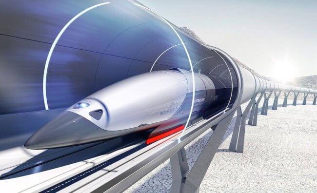 Hyperloop - обкатка технологий