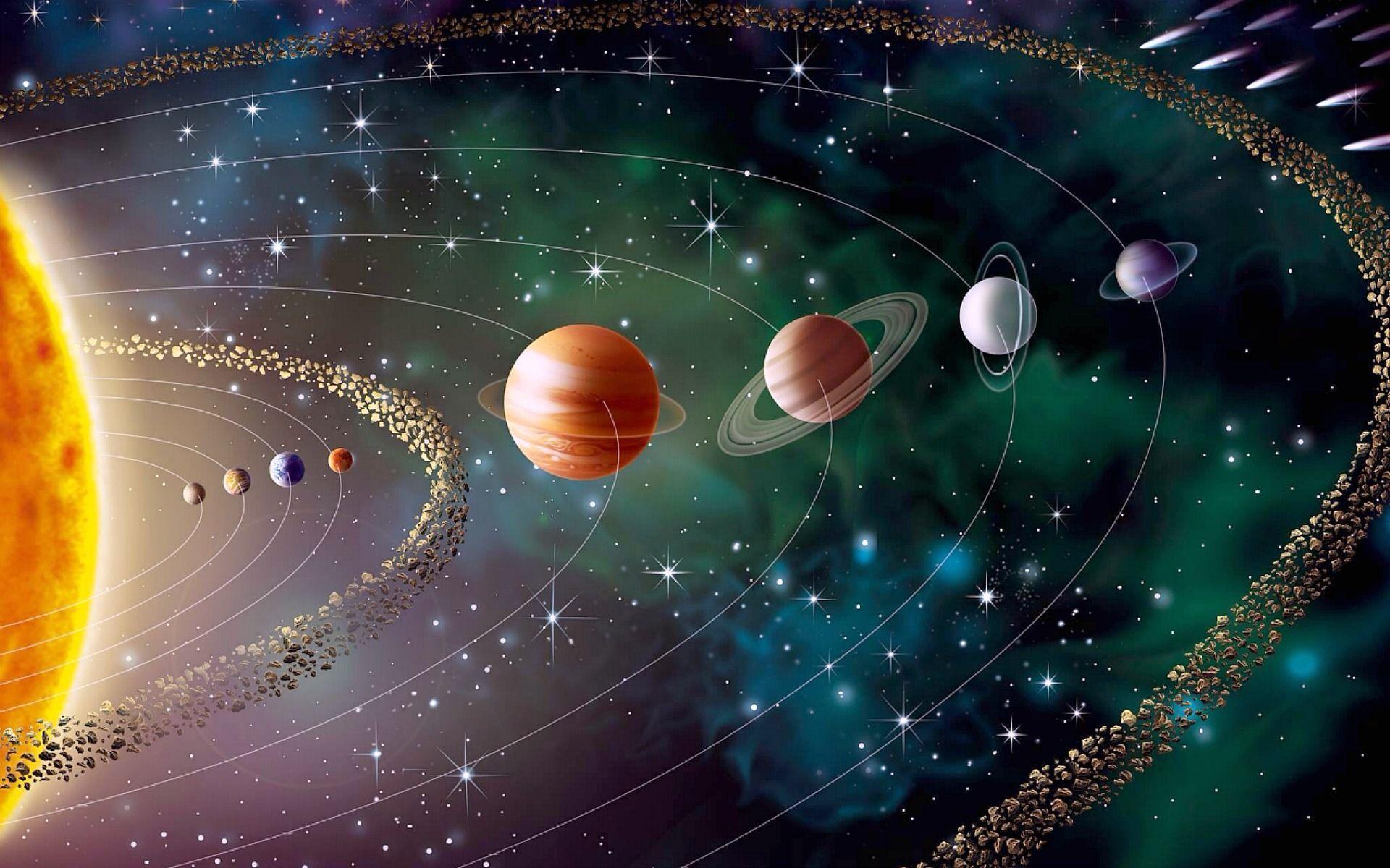 Почему мы не летаем к другим планетам?