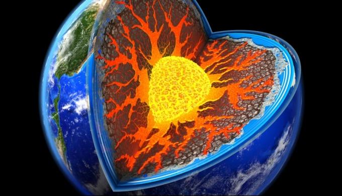 Строение Земли: как ученые заглянули внутрь планеты
