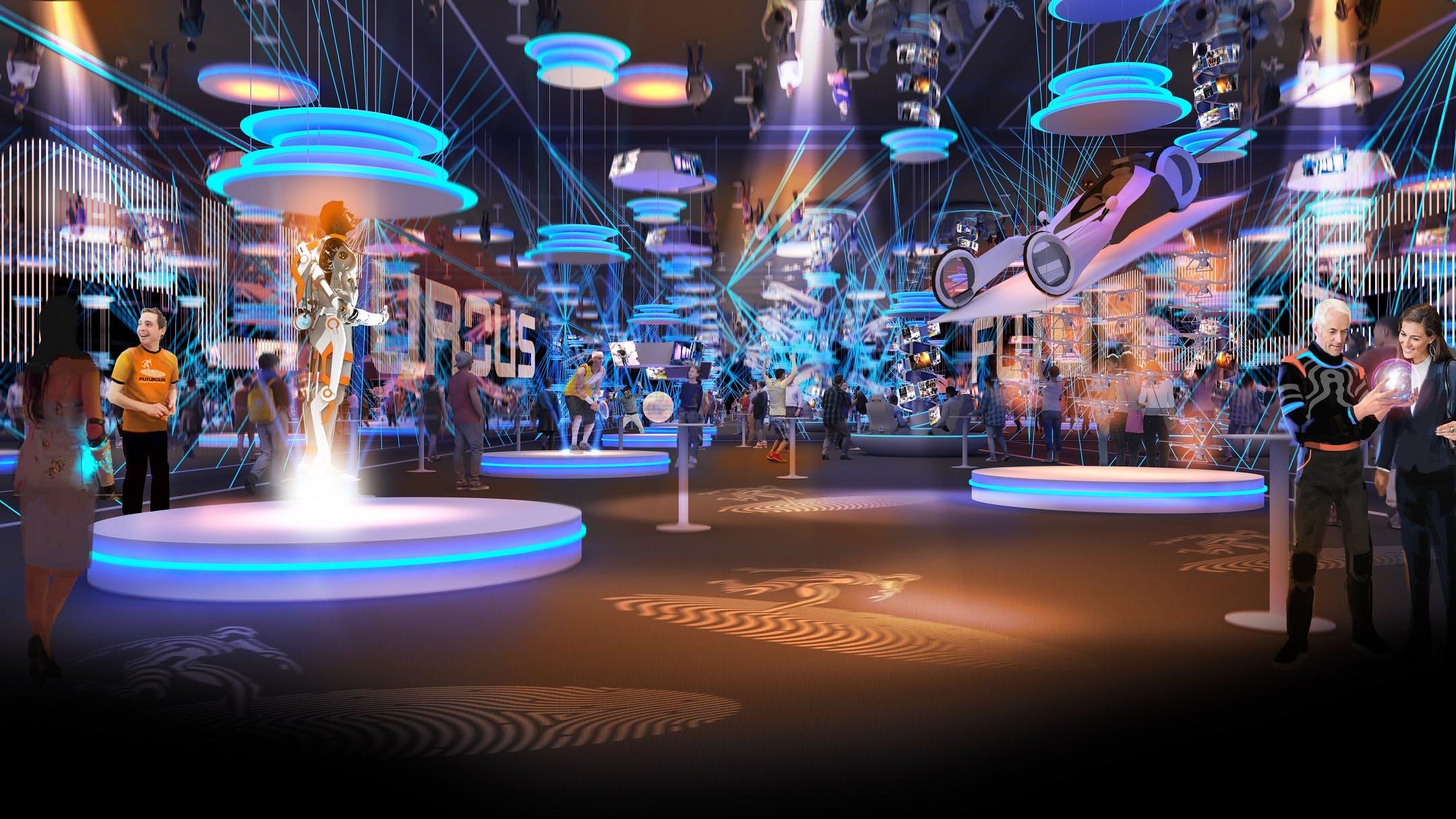 В 2021 году пройдет первая технологическая Олимпиада Futurous Games
