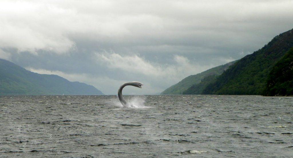 Загадочный монстр озера Шамплейн
