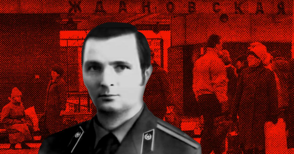 КГБ против МВД - убийство на «Ждановской»