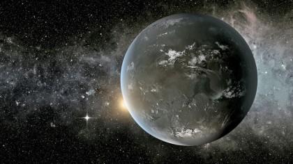 Внесолнечные планеты