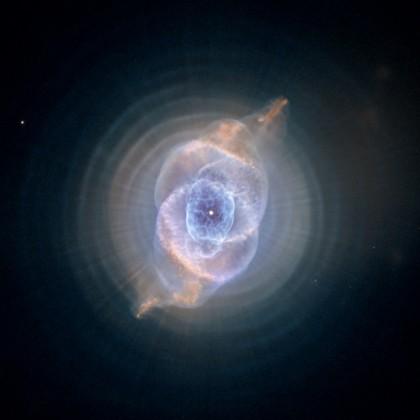 Красивая гибель звезд