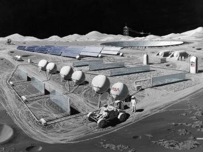 НАСА планирует вернуться на Луну