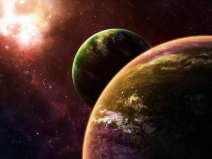 двойные планеты