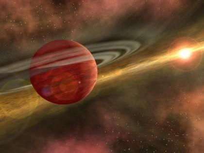 Экзопланета HD 106906 b