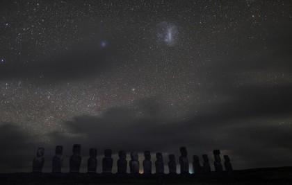 млечный путь южное небо