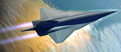 Новый гиперзвуковой самолет