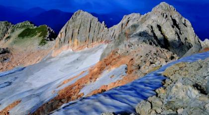 горы лагонаки