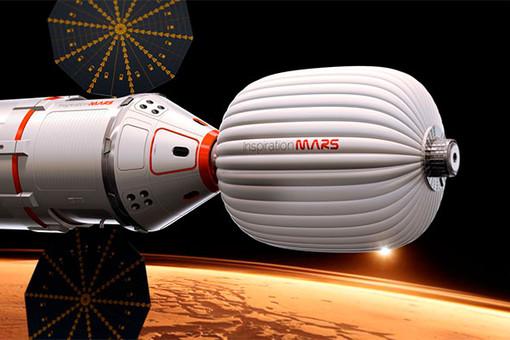 Пилотируемая миссия на Марс