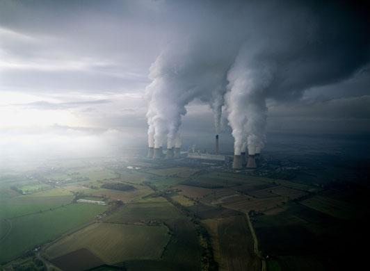 Спасение планеты от парниковых газов
