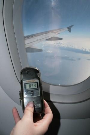 Сколько радиации мы получаем летая на самолётах?