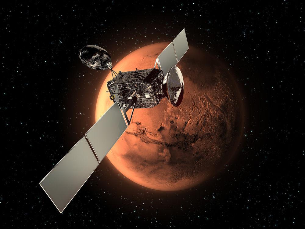 Миссия ЭкзоМарс