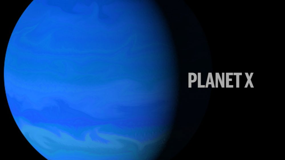 Поиск девятой планеты