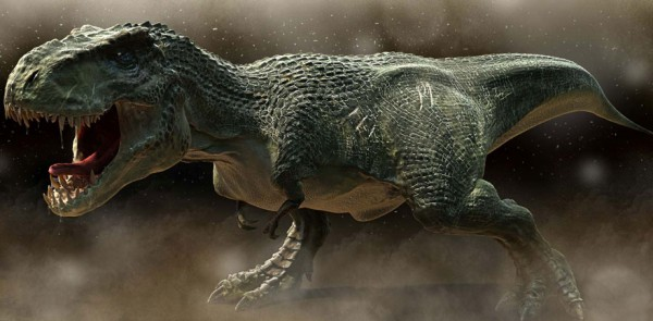 Тираннозавр произошёл от динозавра с хорошими мозгами