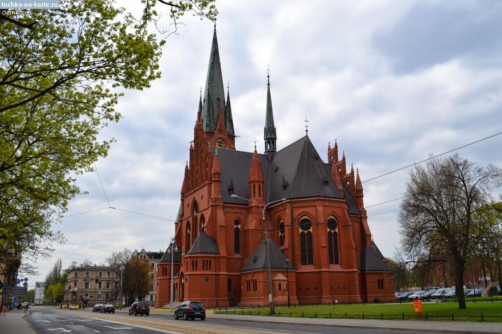 2794-Cerkov-Svjatoj-Kateriny-v-Torune-vid-szadi