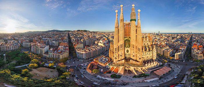 Испания - колыбель красивейших городов и несравненной природы
