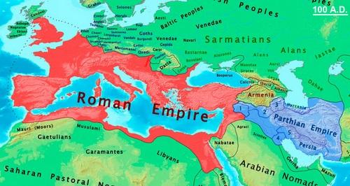 Влияние Великого переселения народов на судьбу Западной Римской Империи