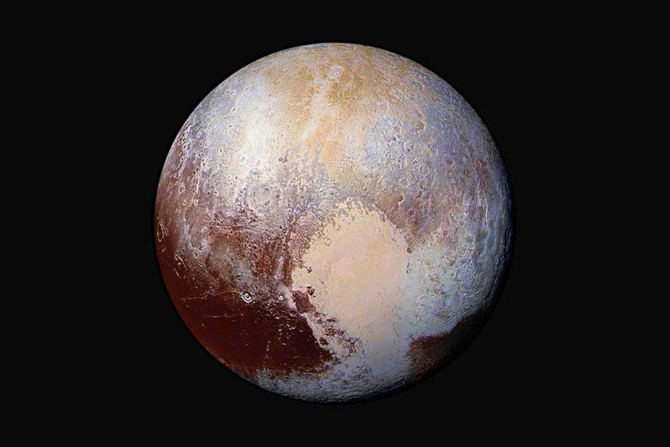 Океан на Плутоне