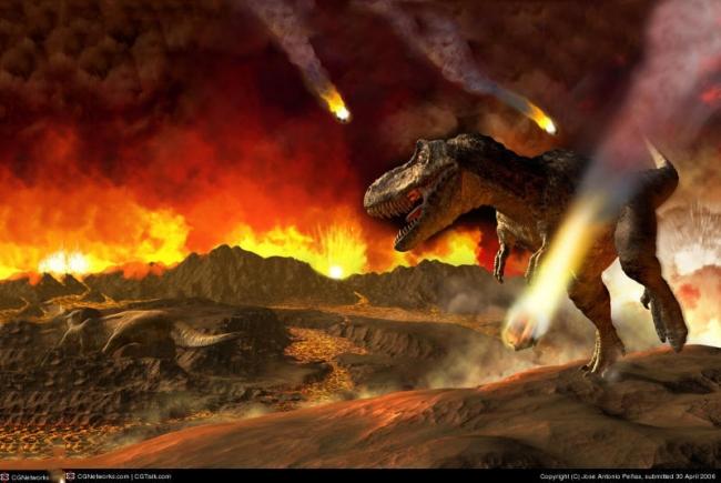 Почему исчезли динозавры