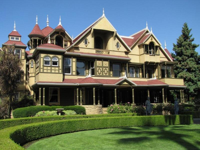 Дом Винчестеров