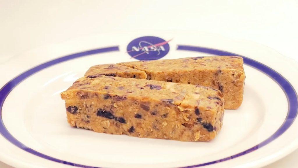 Новая еда для космонавтов