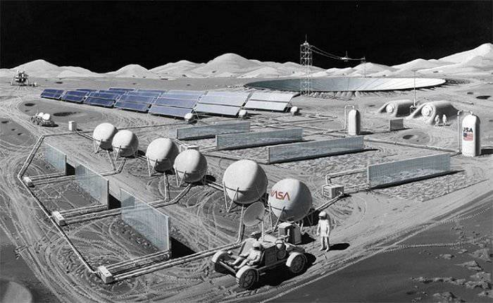 Гелий-3: лунный источник энергии