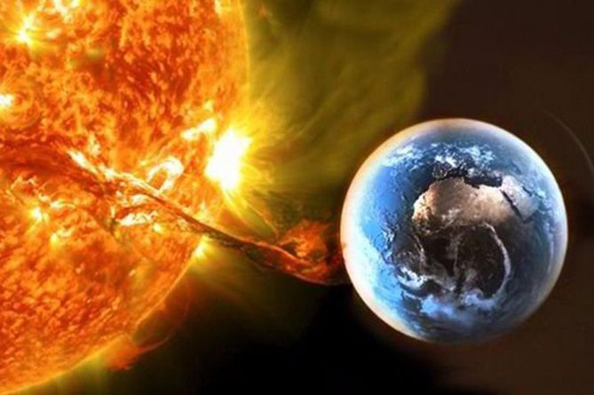 Солнце превратится в красного карлика