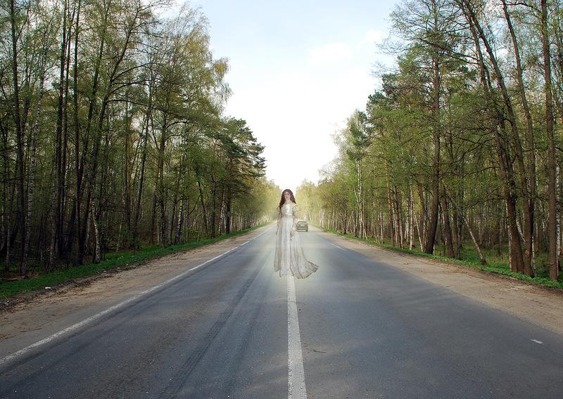 Дорога смерти в Лыткарино