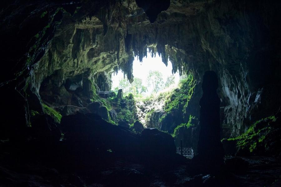Пещера Черного дьявола