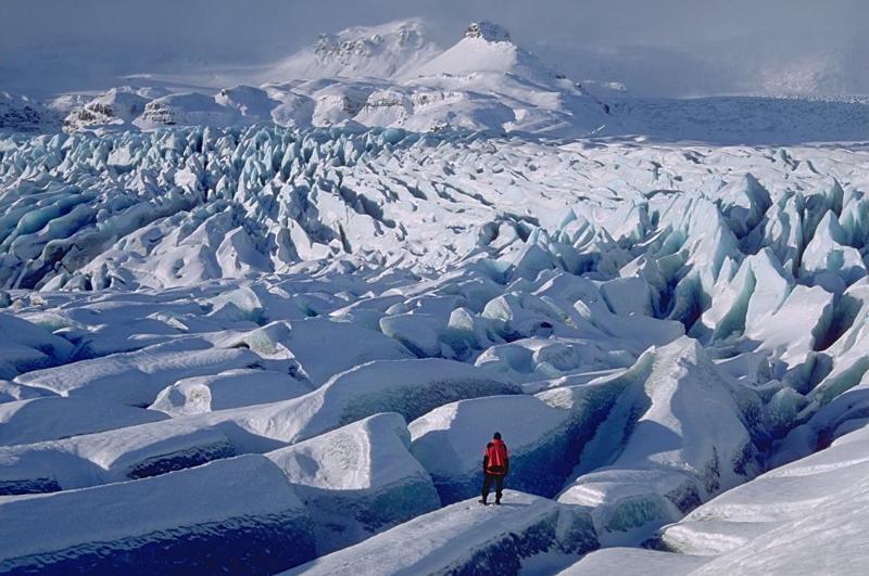 Ледяной покров Антарктиды