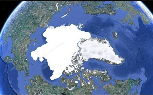 Из чего состоит Арктика